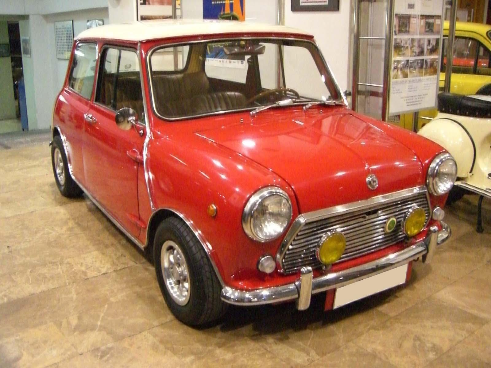 Antequera Classic Mini Morris Mini 1275 C 1968